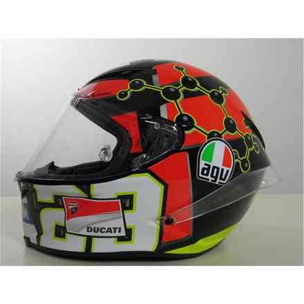 Casque Corsa Limited Edition Iannone Mugello 2016 Agv