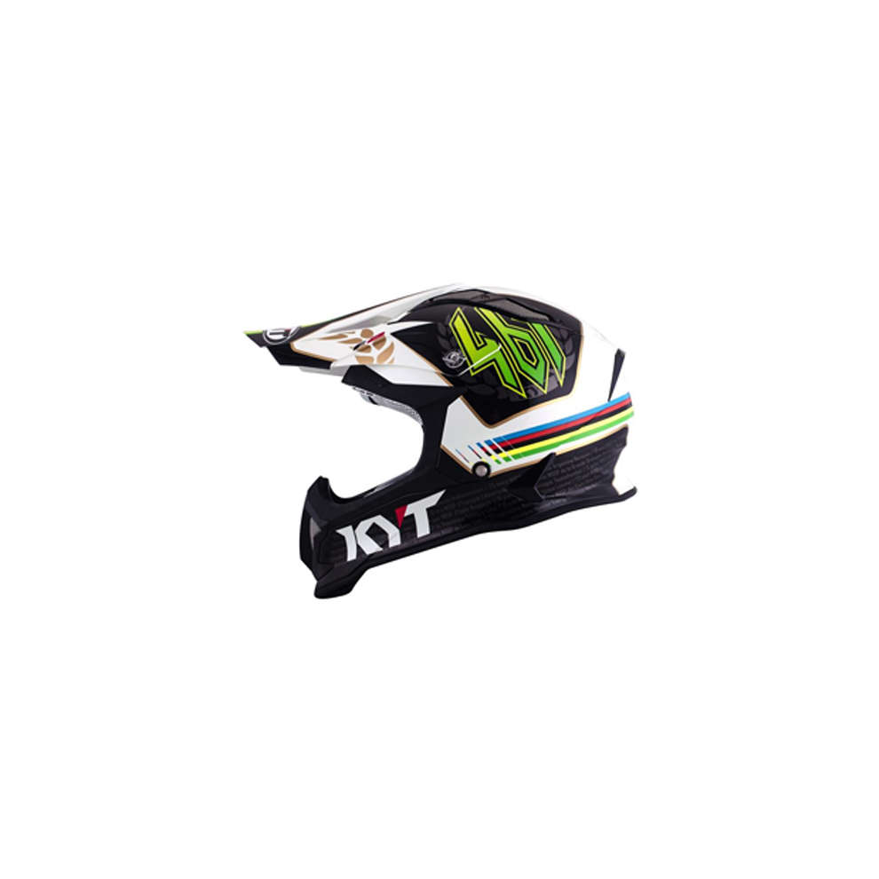 Casque Cross Strike Eagle Febvre KYT