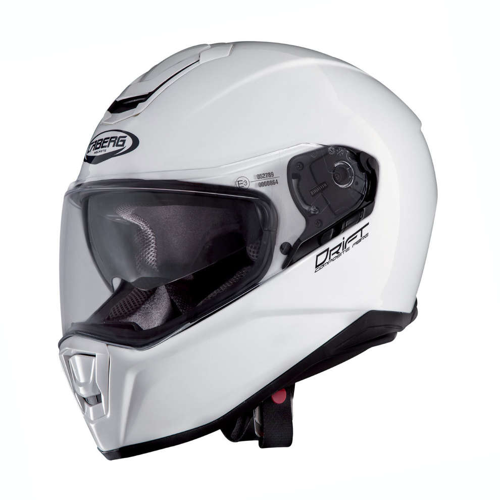 Casque Drift blanc Caberg