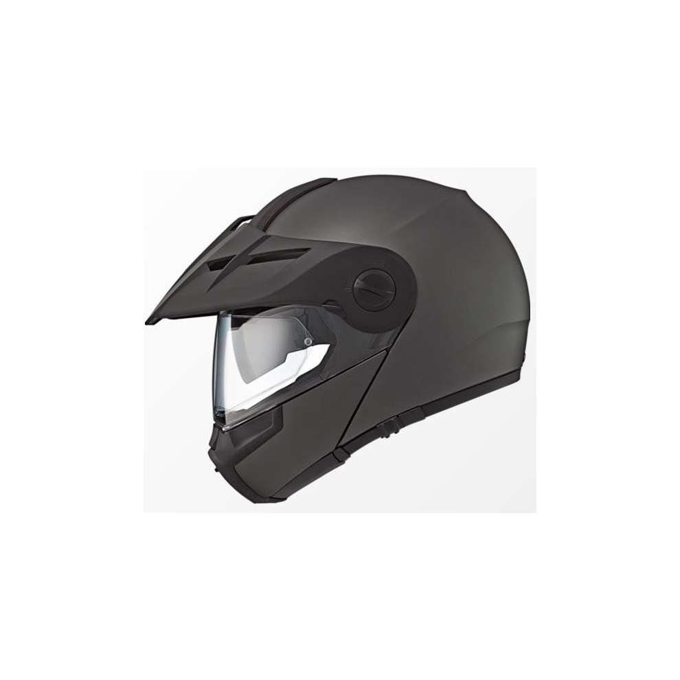 Casque E1 anthracite mate Schuberth