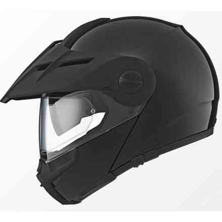 Casque E1 noir brillant Schuberth