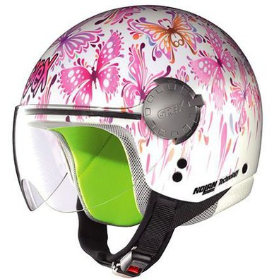 Casque Enfants G1.1 Visor Fancy Grex