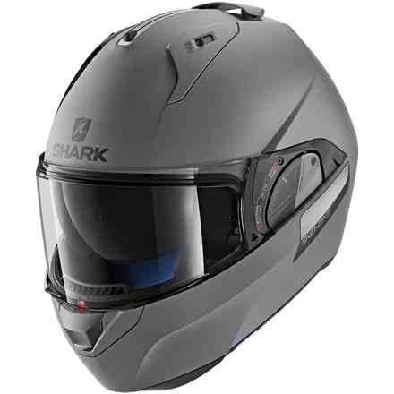 Casque Evo-One 2 Blank Mat Gris Shark