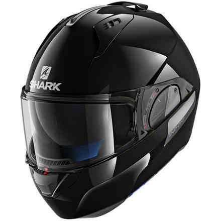 Casque Evo-One 2 Blank Noir Shark