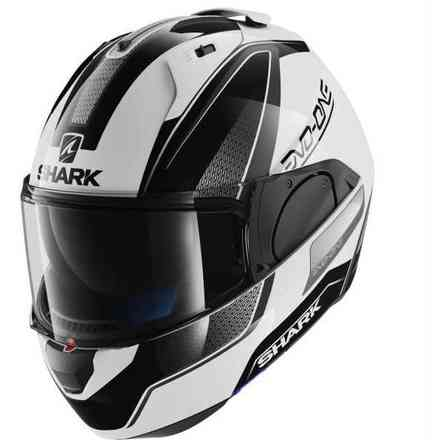 Casque Evo-One Astor noir-blanc Shark