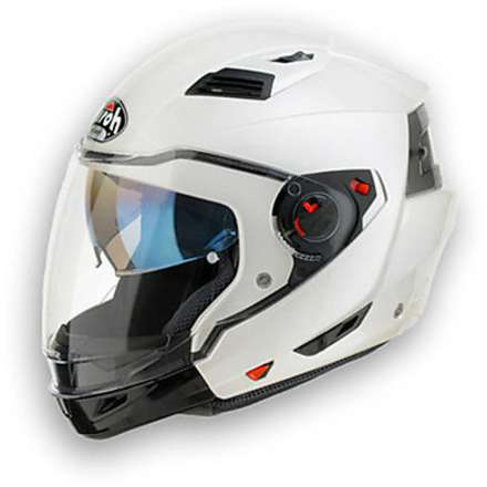 Casque Executive Color blanc Airoh