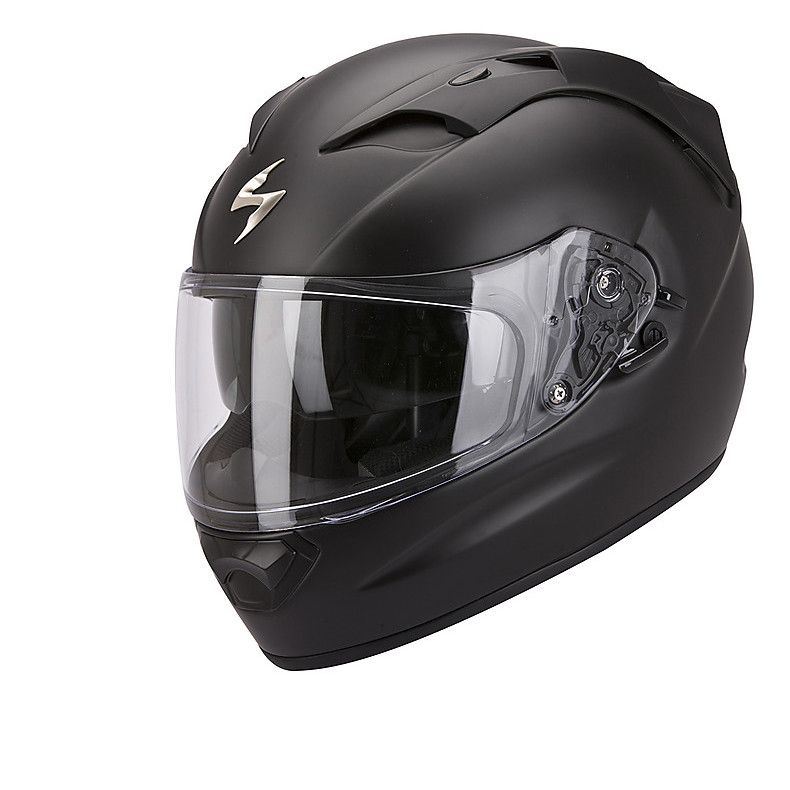 Casque Exo-1200  Air Solid Noir Mat Scorpion