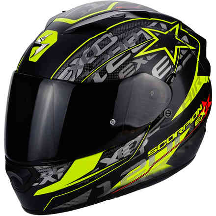 Casque Exo-1200 Air Solis  Scorpion