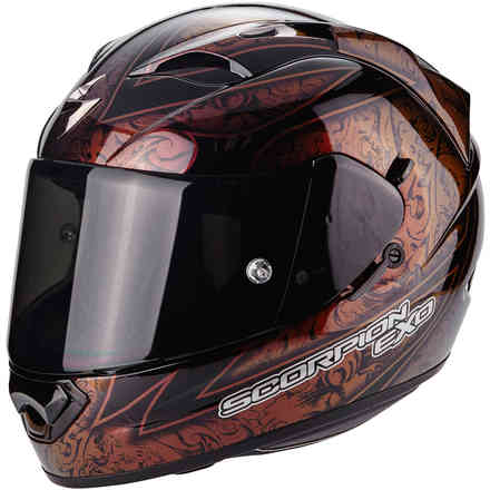 Casque Exo-1200air Fantasy rouge Scorpion