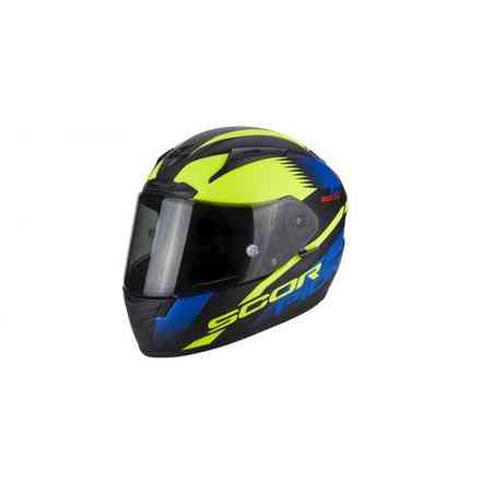 Casque Exo-2000 Evo Air Volcano  Scorpion