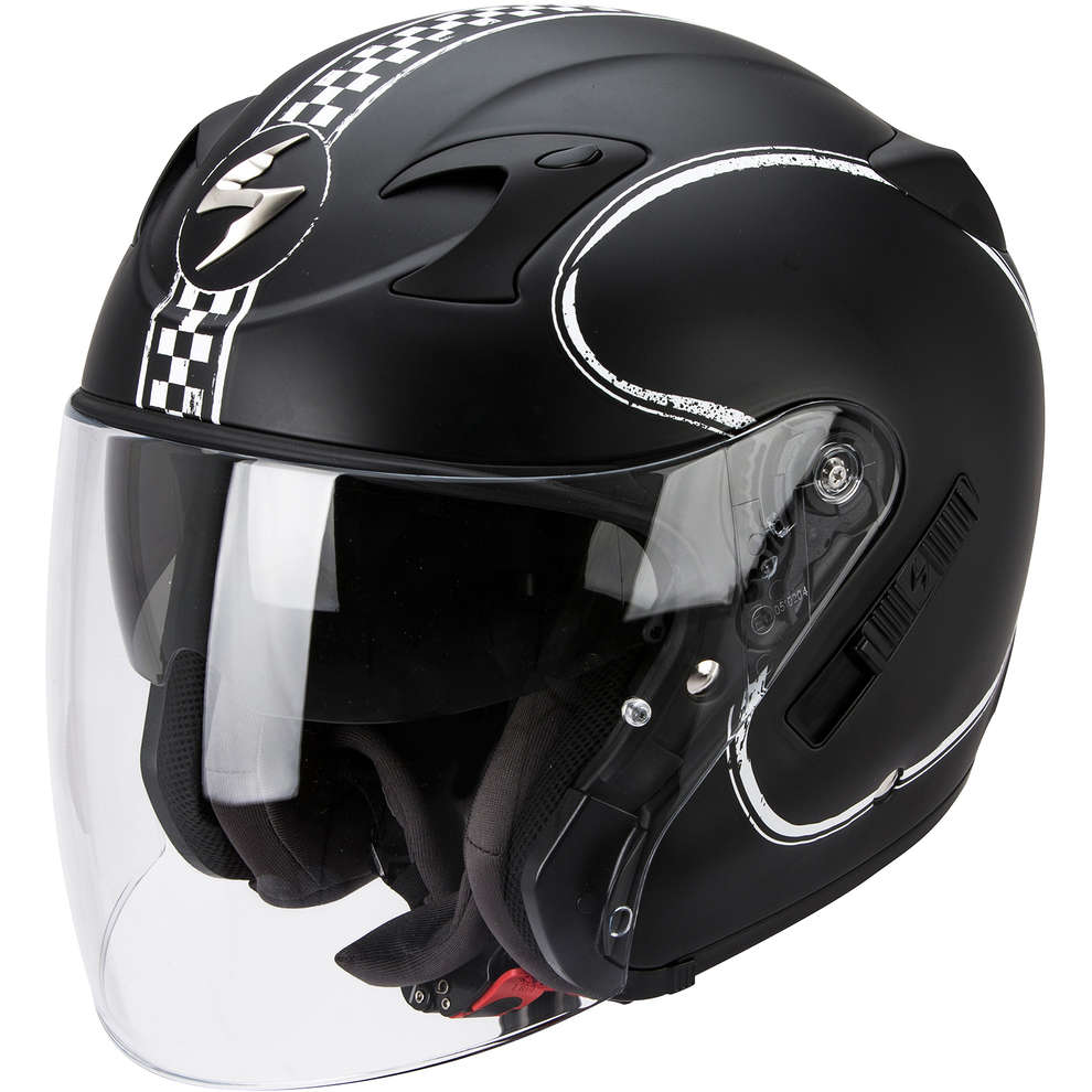 Casque Exo-220 Bixby Scorpion