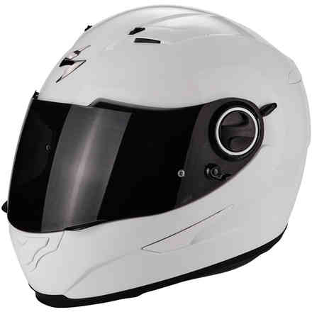 Casque Exo-490 blanc Scorpion
