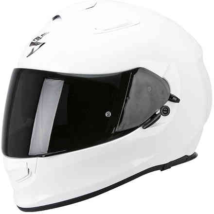 Casque Exo -510 Air Solid blanc Scorpion