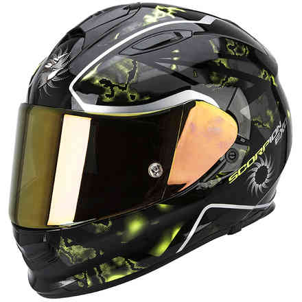Casque Exo -510 Air Xena Scorpion