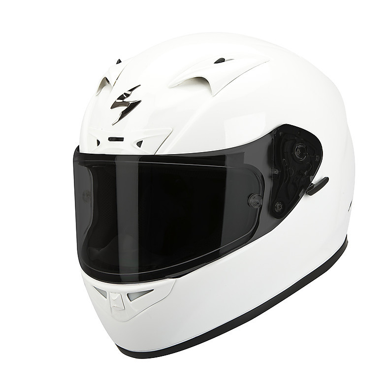 Casque Exo-710 Air Solid Blanc Scorpion