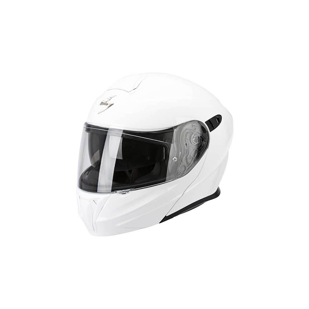 Casque Exo-920 Solid blanc Scorpion