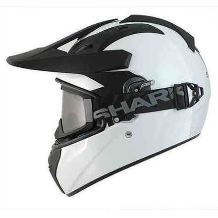 Casque Explore-R Blank Shark
