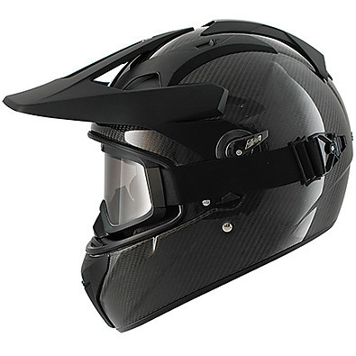 Casque Explore-R  Carbon Skin Shark