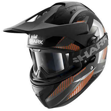 Casque Explore-R Peka Mat Shark