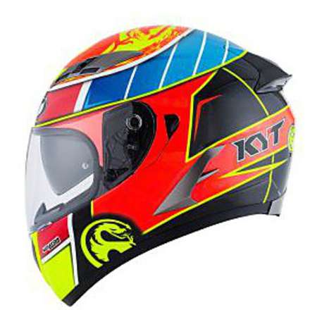 Casque Falcon Simeon Replica KYT