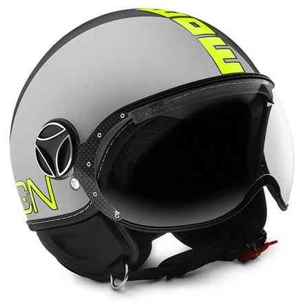 Casque Fgtr Evo Decal Momo