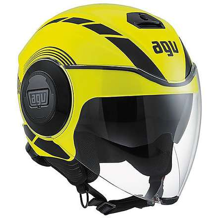 Casque Fluid Equalizer Agv