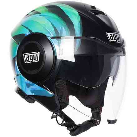 Casque Fluid Multi Kew  Agv