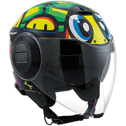 Casque Fluid Top Tartaruga Agv