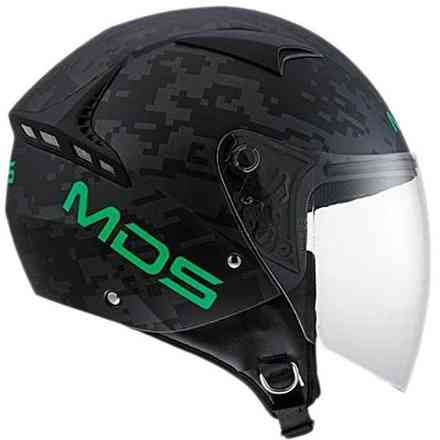 Casque G240 Multi Camopix  Mds
