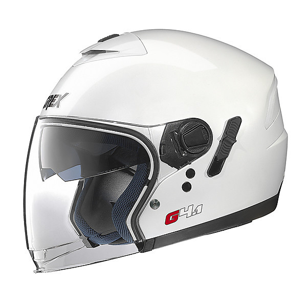 Casque G4.1  Kinetic Blanc Grex