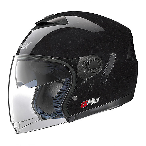 Casque G4.1  Kinetic Metal Noir Grex