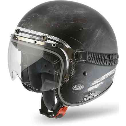 Casque Garage Raw Matt Airoh