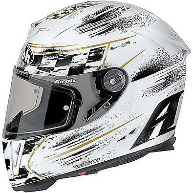 Casque Gp500 Check Airoh