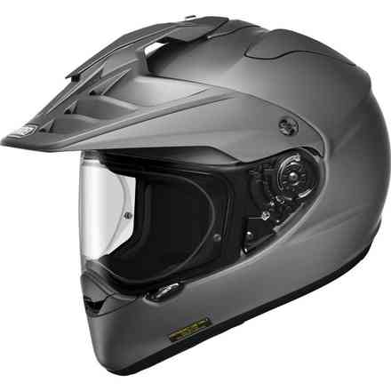 Casque Hornet-Adv Candy gris mat Shoei