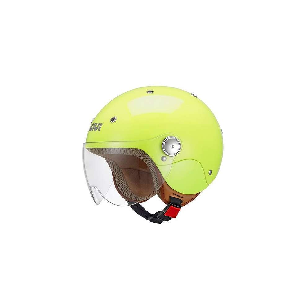 Casque J.03 Junior 3 jaune fluo Givi