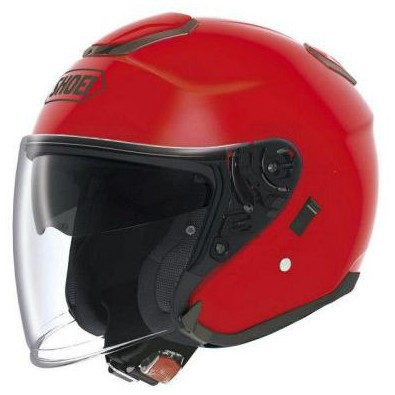 Casque J-Cruise Shine Red Shoei