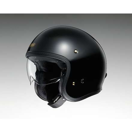 Casque J-O Black Shoei