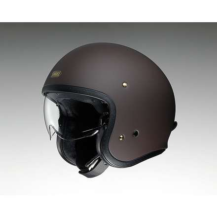 Casque J-O Matt Brown Shoei