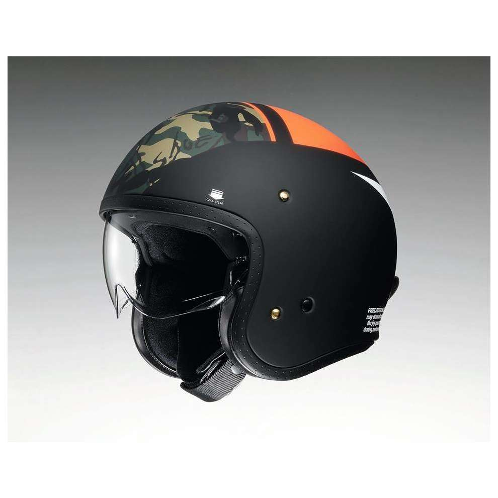 Casque J-O Seafire TC-8 Shoei