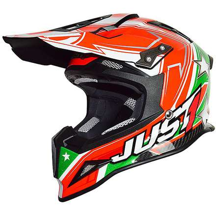 Casque J12 Aster  Italy Just1