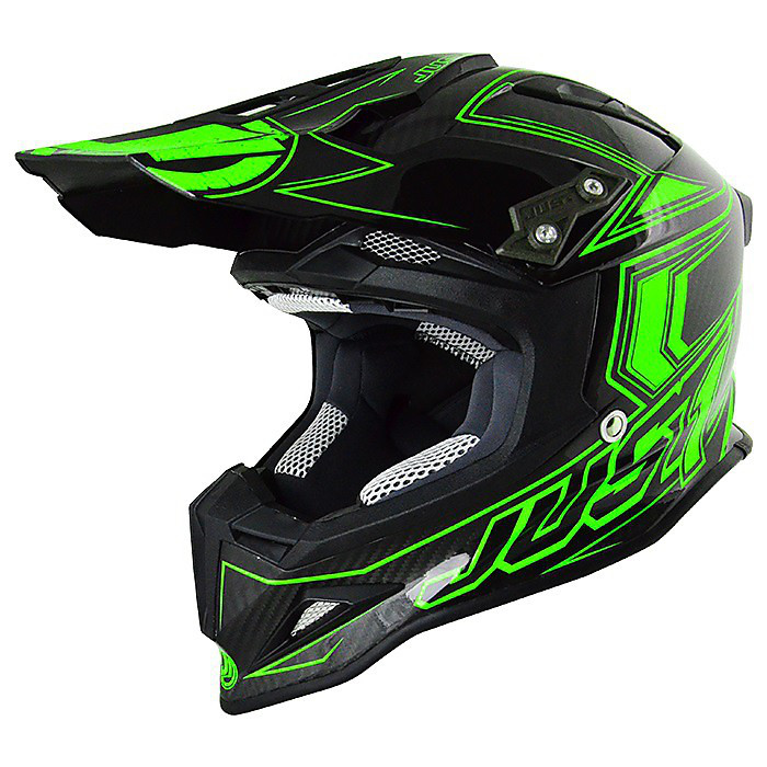 Casque J12 Carbon  Just1