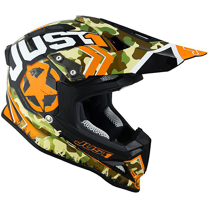 Casque J12 Combat Just1