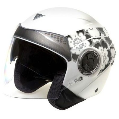Casque Jet Stream Tourer D-flower Dainese