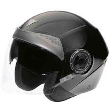 Casque Jet Stream Tourer noir starlight Dainese