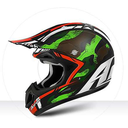 Casque Jumper Warrior Airoh