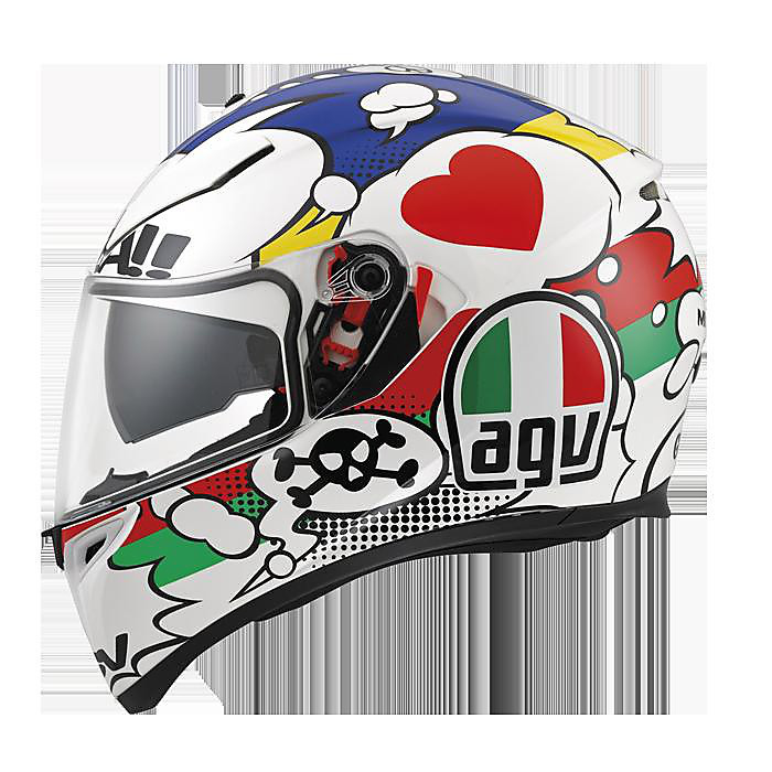 CASQUE K-3 SV Comic Agv