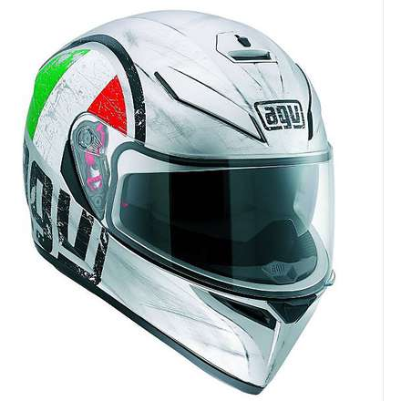Casque K-3 Sv Scudetto Agv