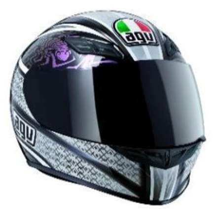 Casque K-4 Multi Gecko Agv