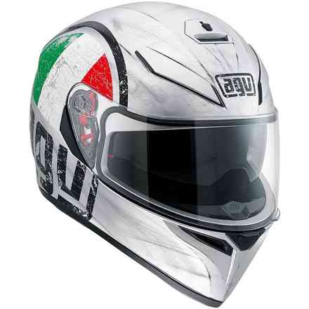 Casque K3 Sv Multi Scudetto  Agv
