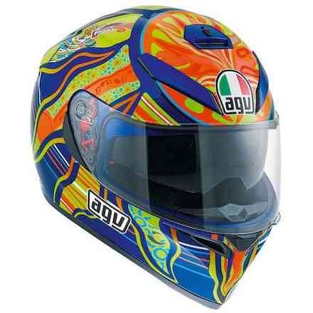 Casque K3 Sv Top Five Continents Agv
